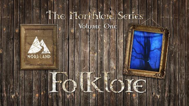 Northlore 1 - Foklore cover