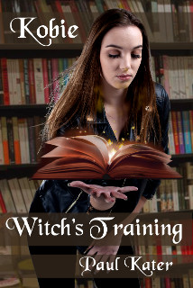 Kobie 1 english - Witch's Training